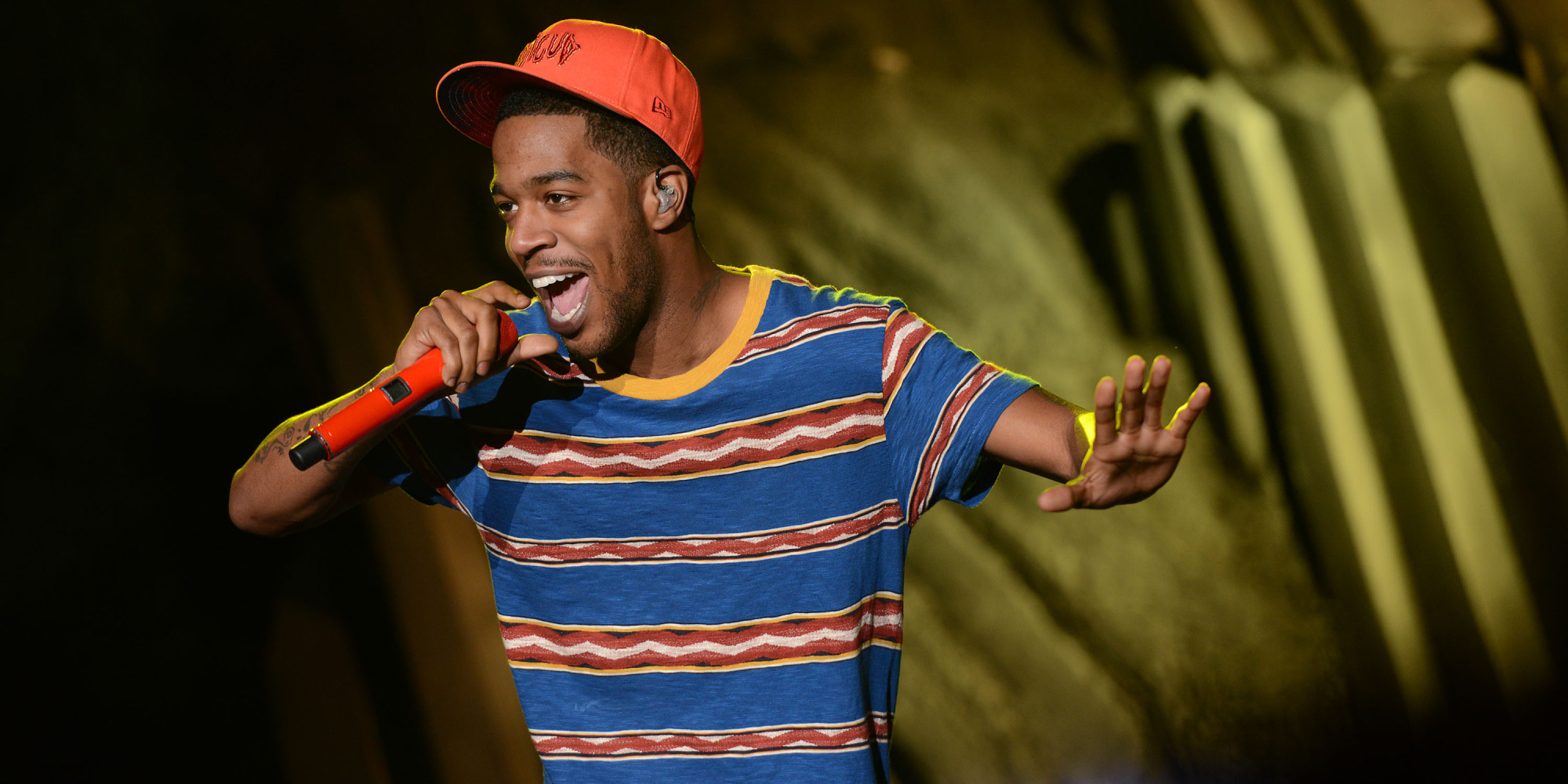 Kid Cudi enters rehab for depression and suicidal urges