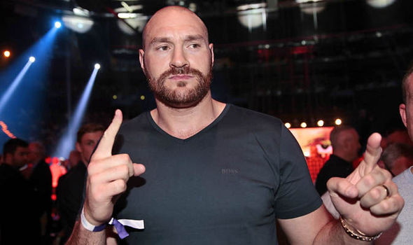 Tyson Fury may never fight again after suffering from recurring bouts of depression