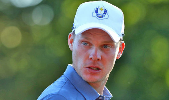 Danny Willett hits back at Hazeltine hate mob after miserable Ryder Cup debut