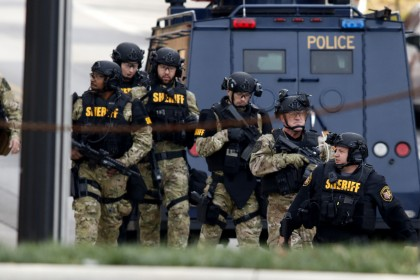 Ohio campus attack: 11 rushed to hospital after butcher knife rampage
