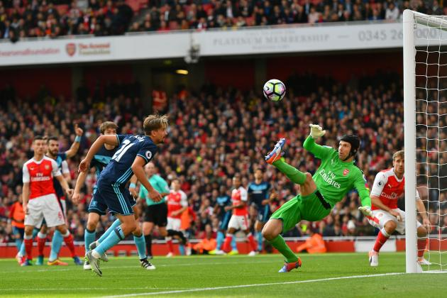 Gunners draw a blank against Boro