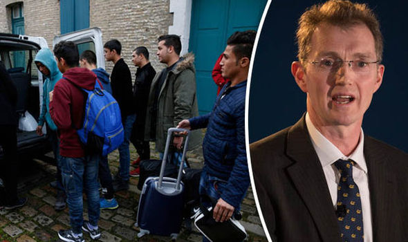 MP condemned by dentists over call to test teeth of Calais 'children' to determine ages