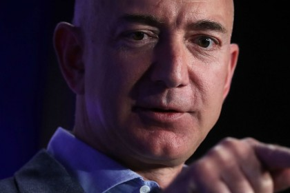 Why has Amazon's Bezos given $2bn to homeless?