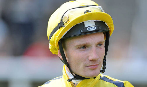 Jockey Freddy Tylicki opens up on the accident that left him paralysed from the waist down