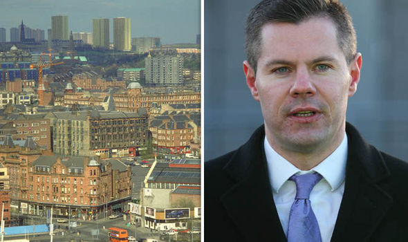 Scots councisl face MORE savage council cuts: Watchdog warns of £550m financial black hole