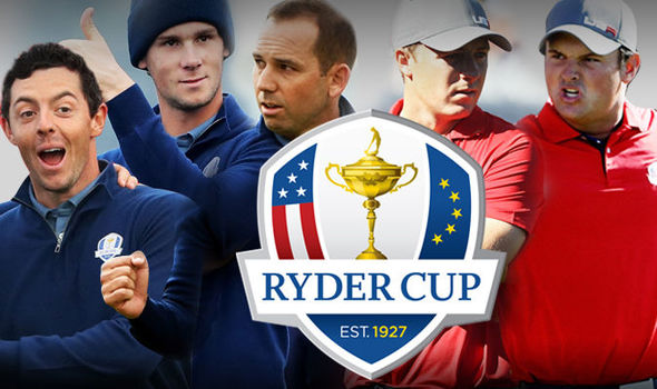 Justin Rose and Rory McIlroy lead Europe's Ryder Cup fightback after morning whitewash