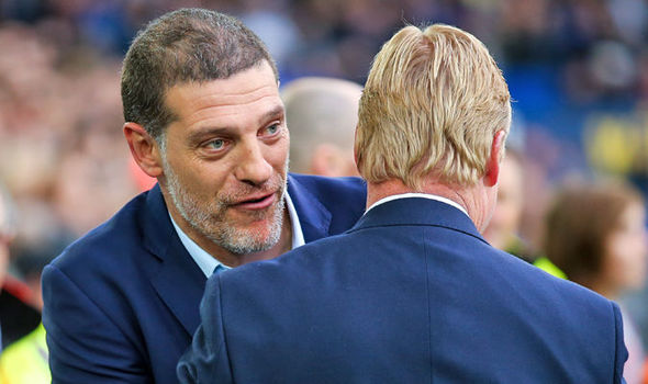 Slaven Bilic frustrated after West Ham defeat: Everton did not deserve to win!