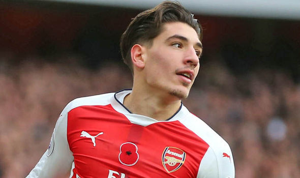 Bellerin signs six-year Arsenal contract after just four days: Ozil and Sanchez up next