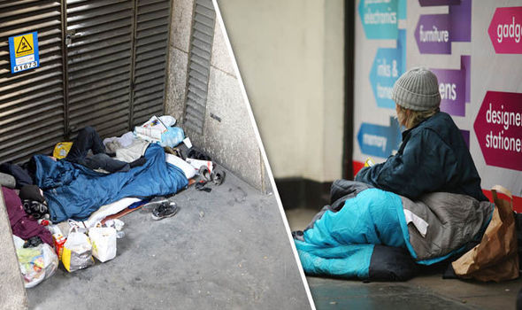 'Sleeping rough' is the best way to get help councils tell homeless