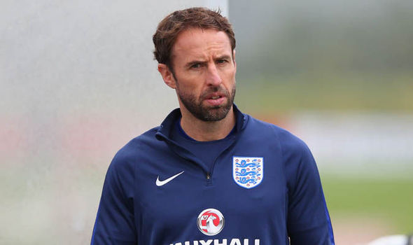 Gareth Southgate to manage England's next three World Cup qualifiers after Big Sam exit