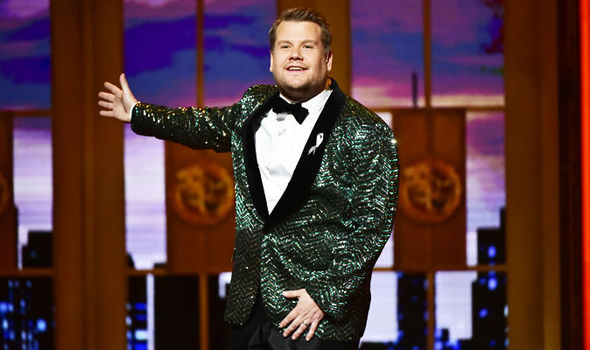 James Corden announced as 2017 Grammy Awards host