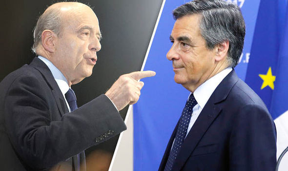 French primary latest polls: Will Fillon or Juppé win the Republicans nomination?