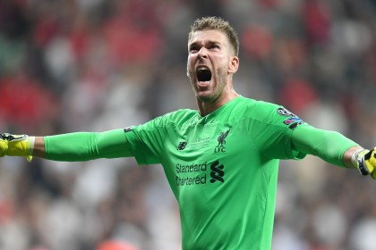 Today's back pages: Adrian the hero as Liverpool win Super Cup