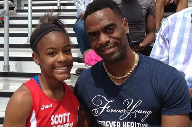 Daughter of Olympic sprinter Tyson Gay shot dead