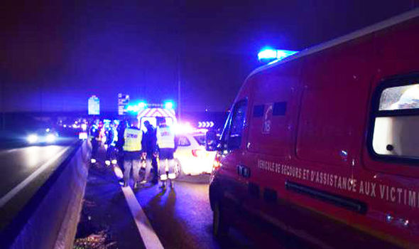 British driver has been left 'traumatised' over Calais migrant death