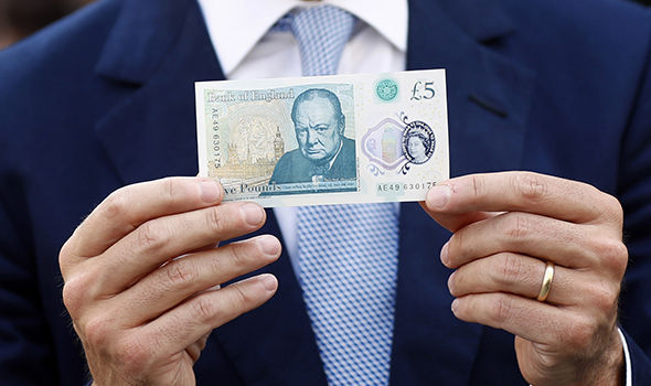 Bank of England looking for 'SOLUTIONS' after outrage over animal fat in £5 notes