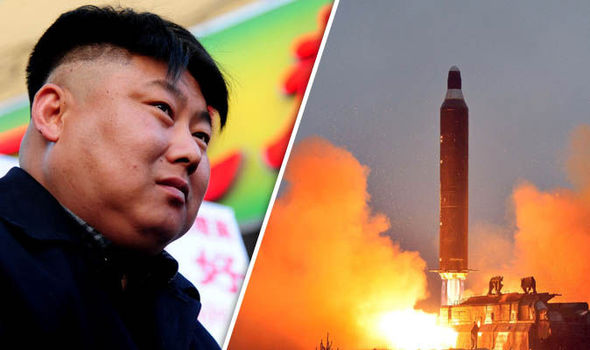 North Korea: US detects ANOTHER failed nuclear missile test as tensions continue