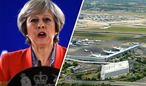 SNP ministers warn Theresa May against delays to Heathrow expansion