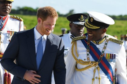 #NotMyPrince: Why Prince Harry faces protests on Caribbean tour