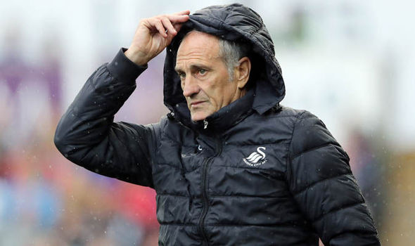 Francesco Guidolin uncertain over Swansea future after Liverpool loss: Ryan Giggs linked
