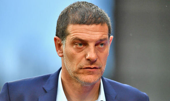Slaven Bilic heaps praise on West Ham players after Crystal Palace win