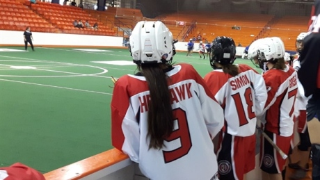 Lacrosse comes home to the Indigenous Games
