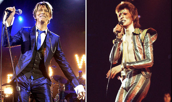 David Bowie Ziggy Stardust statue 'will SING one of 2000 tracks every hour of every day'