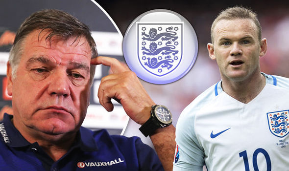 England captain Wayne Rooney reveals apology from Sam Allardyce after Slovakia win