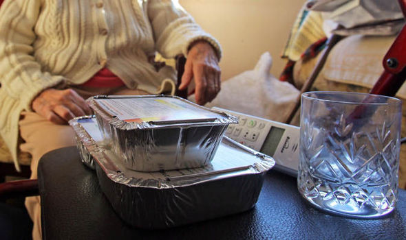 Meals on wheels service at risk due to councils' budget cuts