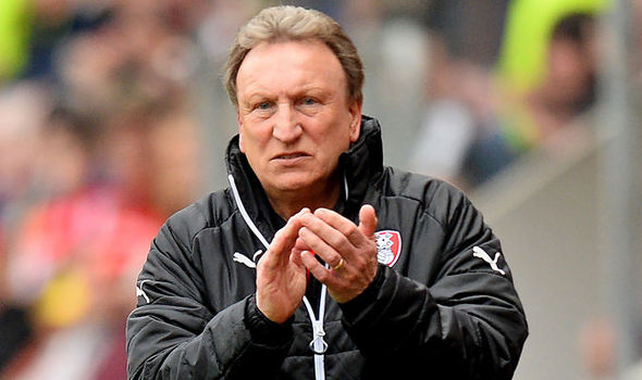 Confirmed: Neil Warnock replaces Paul Trollope as Cardiff boss