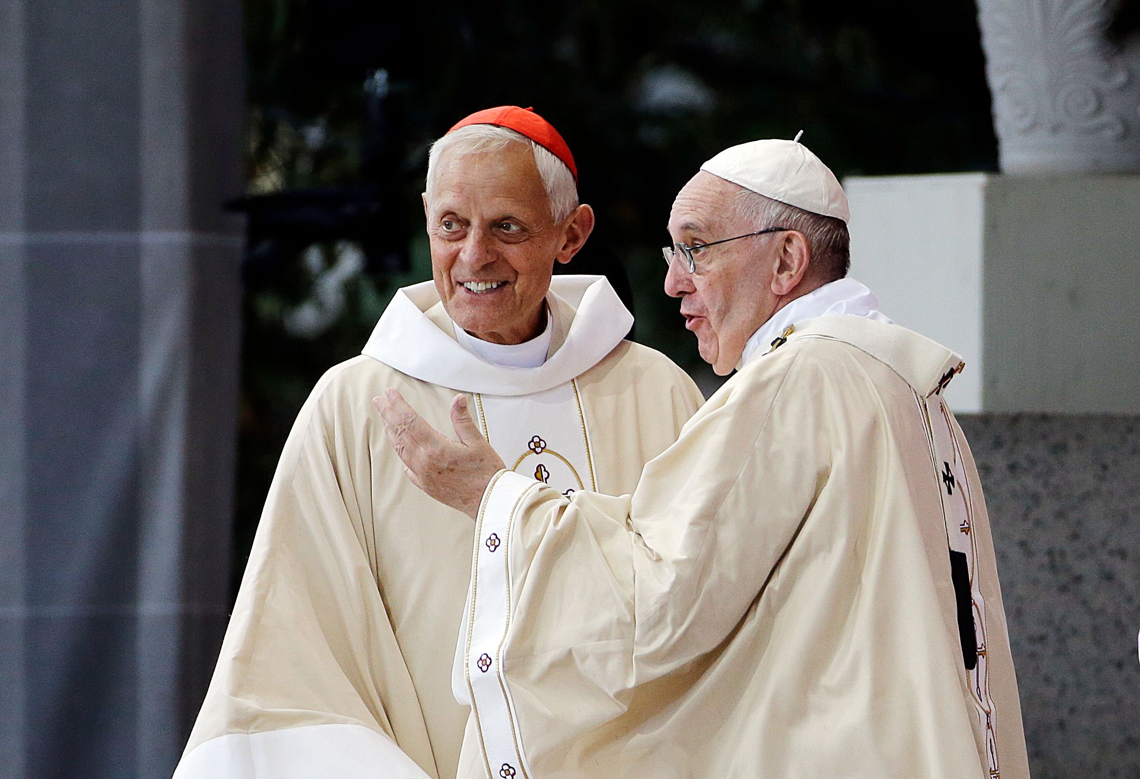 Pope Francis accepts resignation of Cardinal Wuerl in wake of sex-abuse scandals