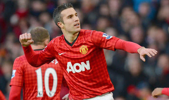 His home is a snake pit! Robin van Persie triggers Arsenal fans with Man United affection