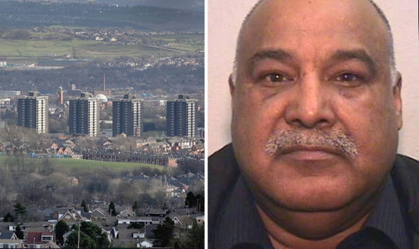 Head of Asian grooming gang loses human rights bid after claiming he was a scapegoat