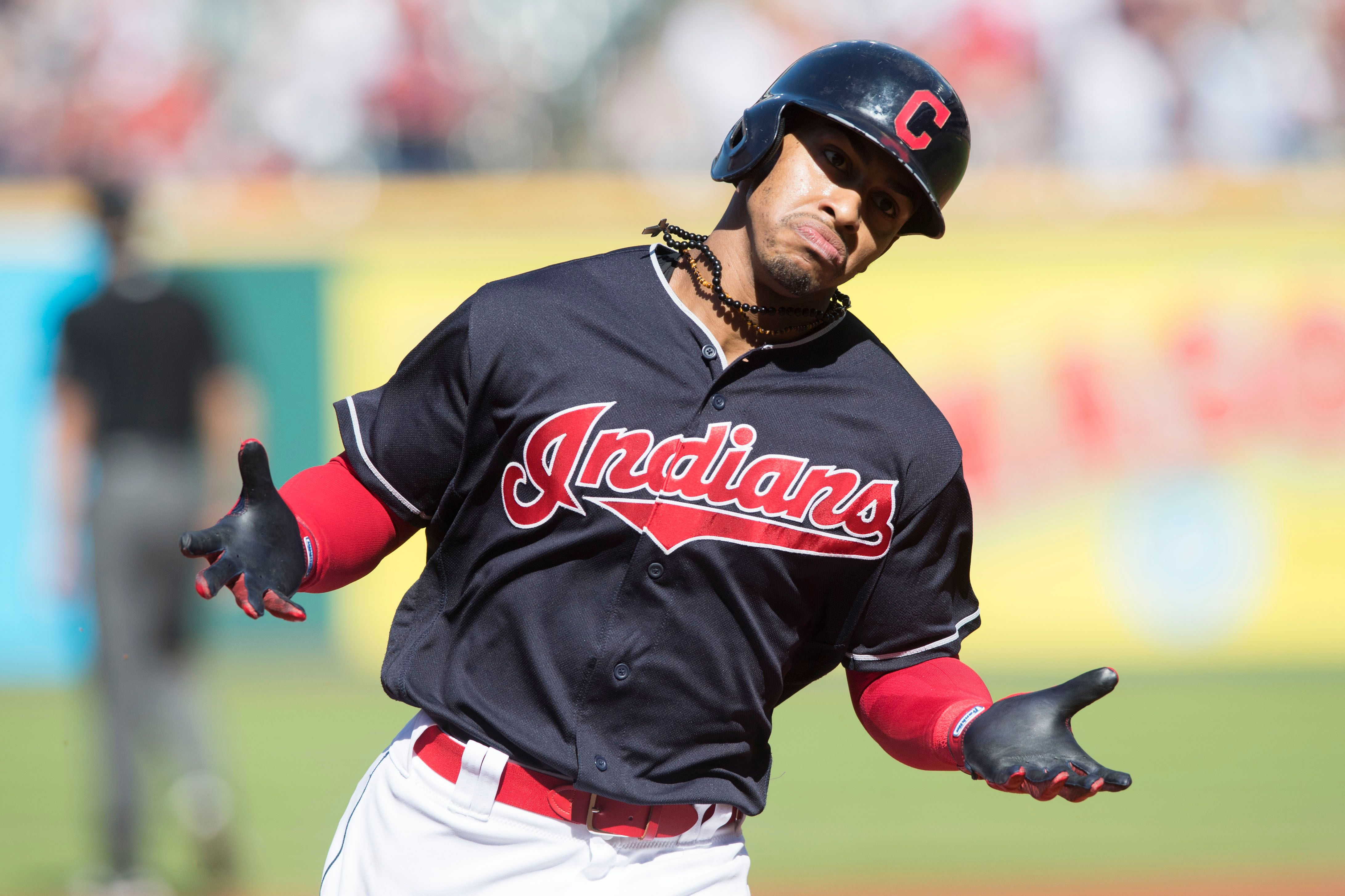 Indians clinch AL Central for third straight year with 15-0 destruction of Tigers