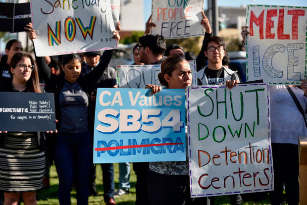 Another California county backs Trump's 'sanctuary' lawsuit
