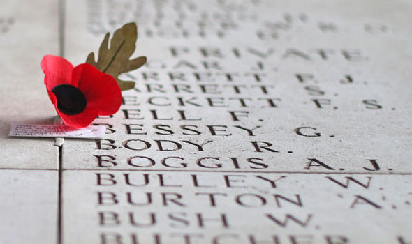 Fifty war memorials given listed status to mark Armistice Day