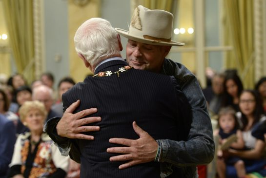 Gord Downie appointed to Order of Canada for work on Indigenous issues