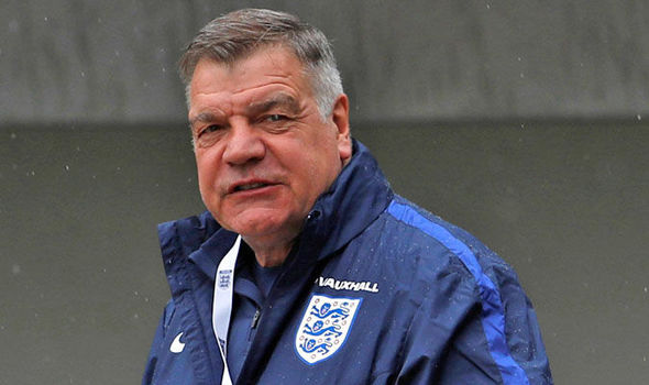 Disgraced former England boss Sam Allardyce releases statement after sacking