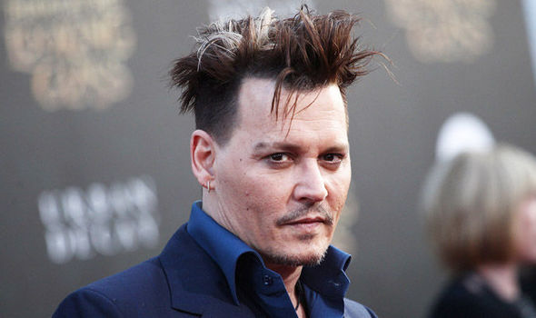 Fantastic Beasts director defends Johnny Depp as Grindewald after backlash