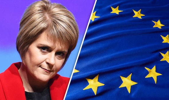Sturgeon accused of 'cheap rabble-rousing' over Brexit ahead of SNP conference